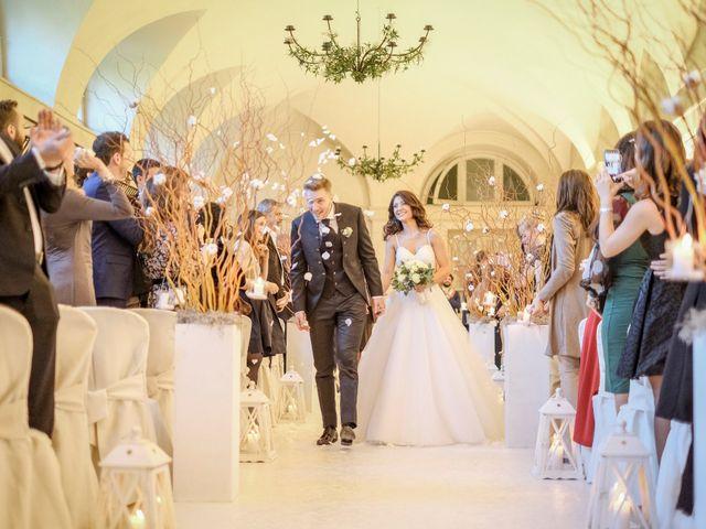 Il matrimonio di Riccardo e Claudia a Stezzano, Bergamo 38