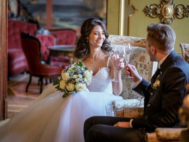Il matrimonio di Riccardo e Claudia a Stezzano, Bergamo 40
