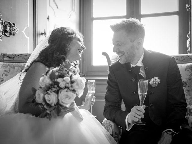 Il matrimonio di Riccardo e Claudia a Stezzano, Bergamo 42