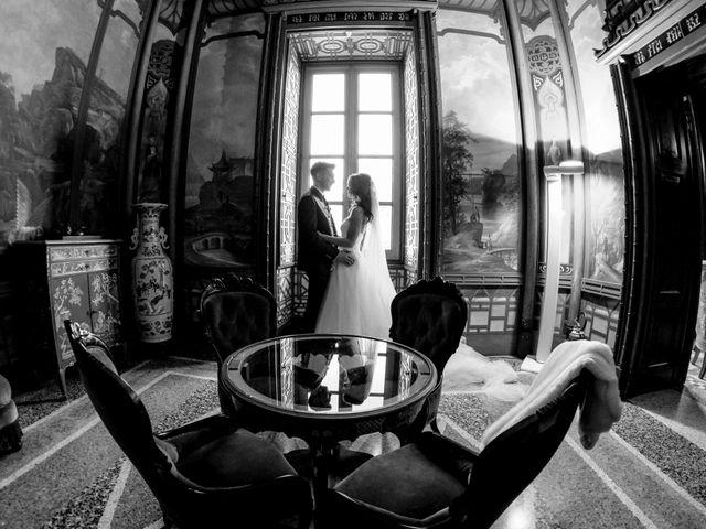 Il matrimonio di Riccardo e Claudia a Stezzano, Bergamo 43