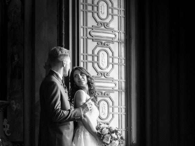 Il matrimonio di Riccardo e Claudia a Stezzano, Bergamo 44