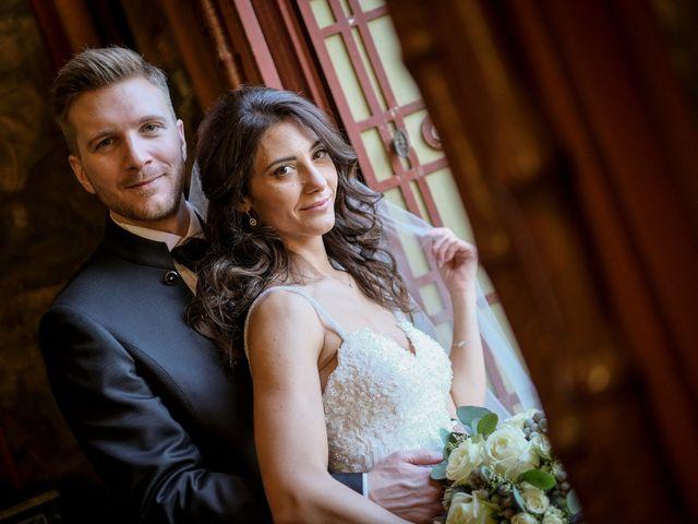 Il matrimonio di Riccardo e Claudia a Stezzano, Bergamo 45