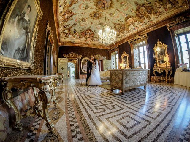 Il matrimonio di Riccardo e Claudia a Stezzano, Bergamo 47