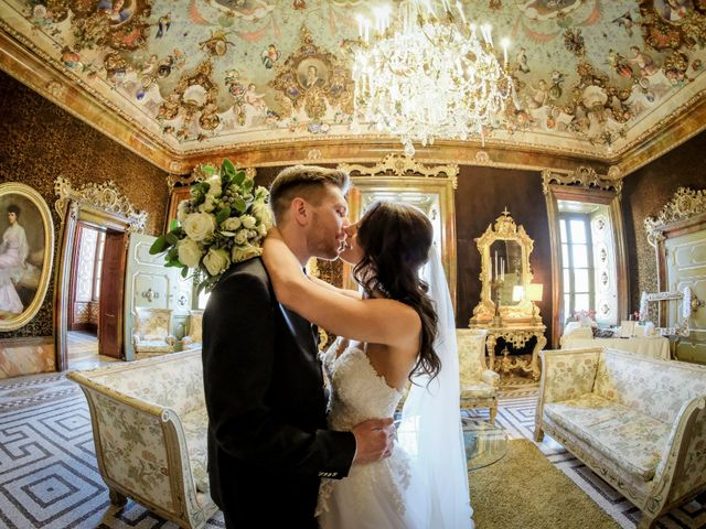 Il matrimonio di Riccardo e Claudia a Stezzano, Bergamo 48