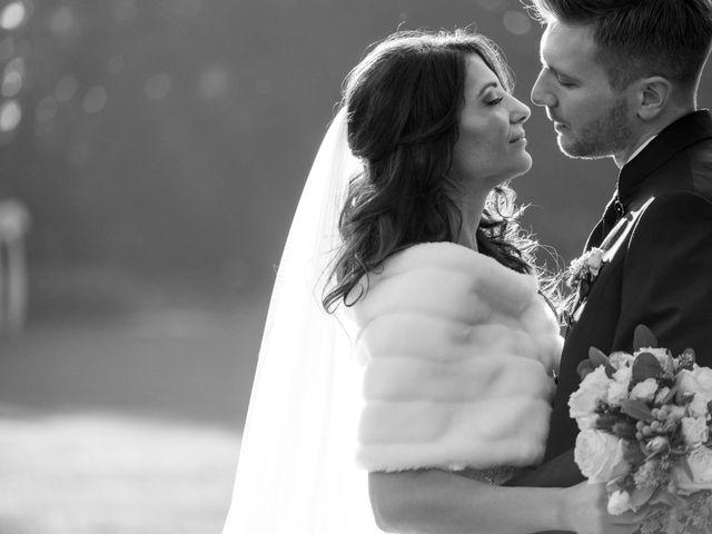 Il matrimonio di Riccardo e Claudia a Stezzano, Bergamo 50