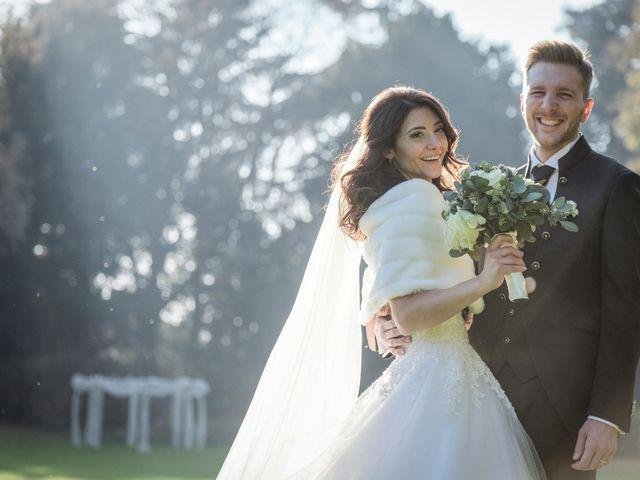 Il matrimonio di Riccardo e Claudia a Stezzano, Bergamo 51