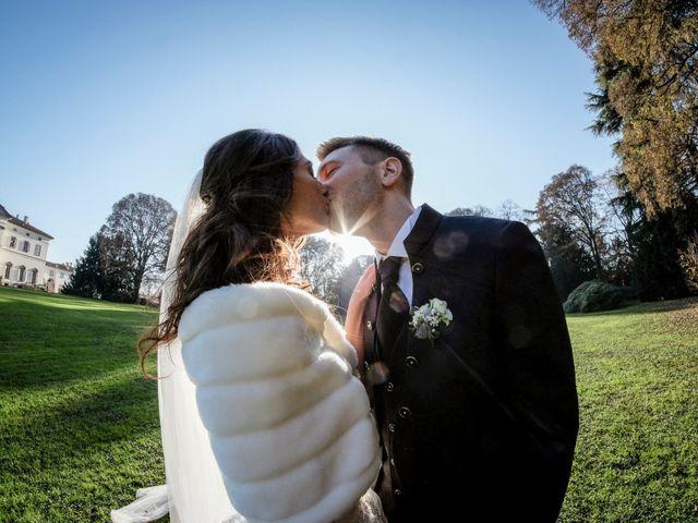 Il matrimonio di Riccardo e Claudia a Stezzano, Bergamo 53
