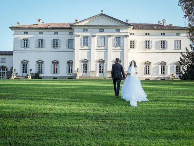 Il matrimonio di Riccardo e Claudia a Stezzano, Bergamo 54