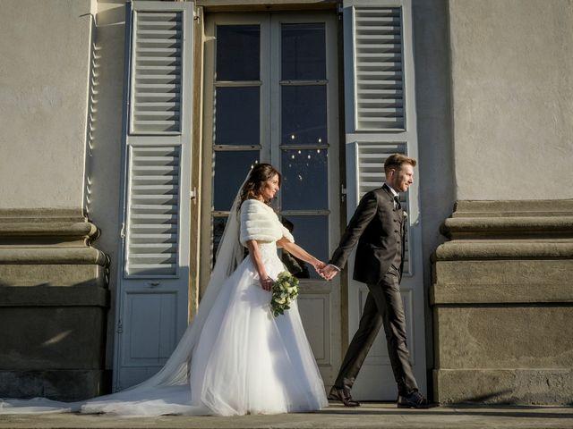 Il matrimonio di Riccardo e Claudia a Stezzano, Bergamo 56