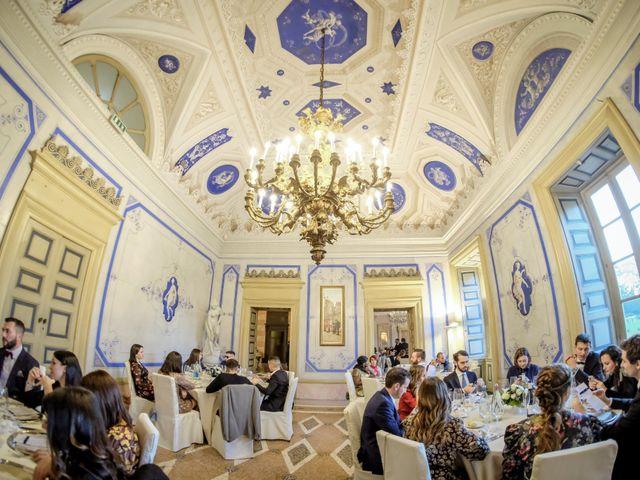 Il matrimonio di Riccardo e Claudia a Stezzano, Bergamo 60