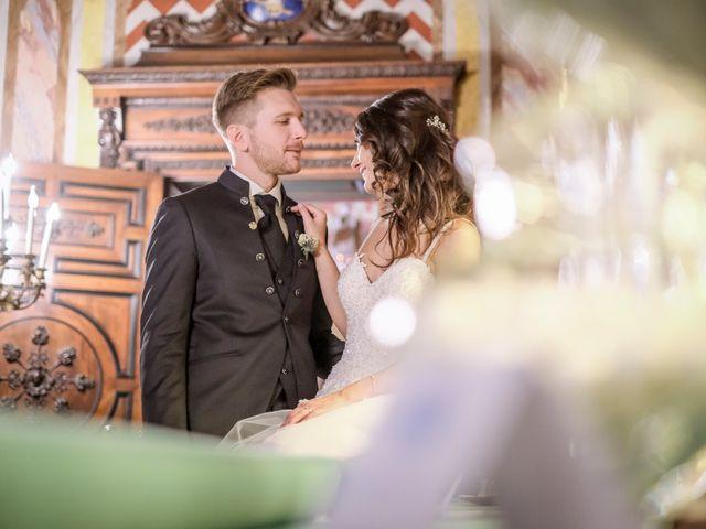 Il matrimonio di Riccardo e Claudia a Stezzano, Bergamo 62
