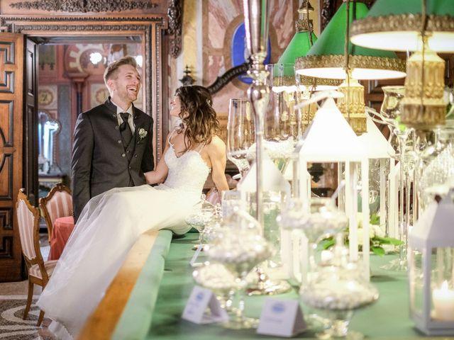 Il matrimonio di Riccardo e Claudia a Stezzano, Bergamo 63