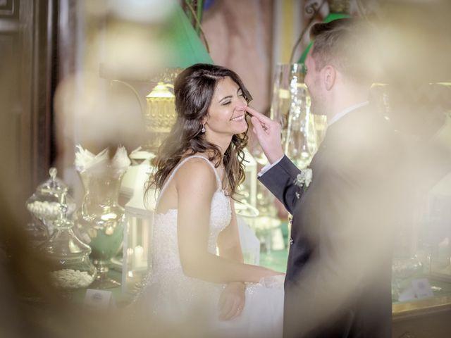 Il matrimonio di Riccardo e Claudia a Stezzano, Bergamo 65