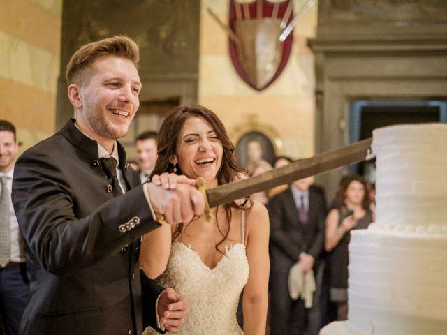 Il matrimonio di Riccardo e Claudia a Stezzano, Bergamo 67