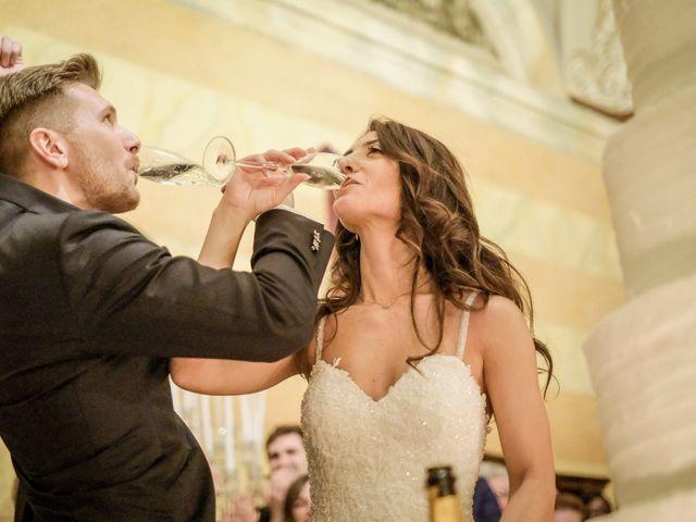 Il matrimonio di Riccardo e Claudia a Stezzano, Bergamo 69
