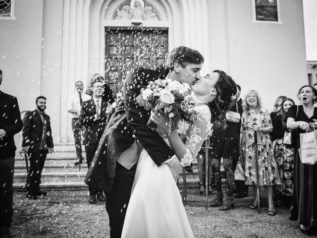 Le nozze di Elisa e Gianni