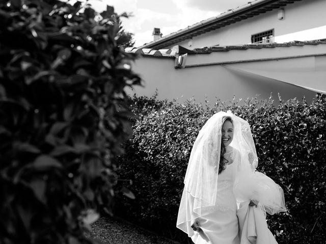 Il matrimonio di Paola e Santiago a Firenze, Firenze 22
