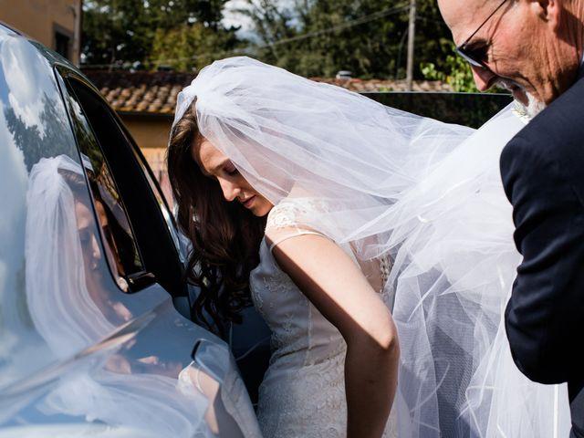 Il matrimonio di Paola e Santiago a Firenze, Firenze 24
