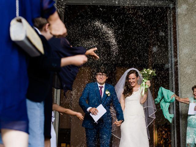 Il matrimonio di Paola e Santiago a Firenze, Firenze 28