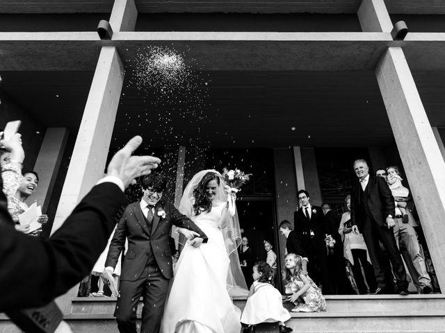 Il matrimonio di Paola e Santiago a Firenze, Firenze 31