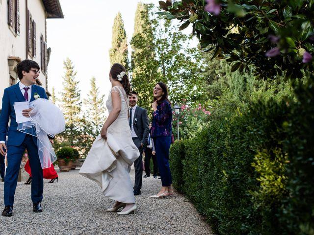 Il matrimonio di Paola e Santiago a Firenze, Firenze 33