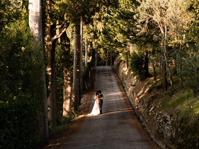 Il matrimonio di Paola e Santiago a Firenze, Firenze 35