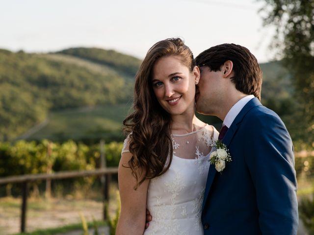 Il matrimonio di Paola e Santiago a Firenze, Firenze 39