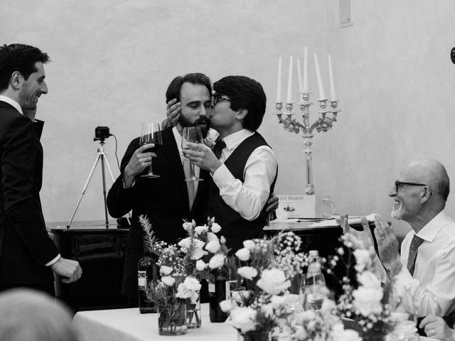 Il matrimonio di Paola e Santiago a Firenze, Firenze 46