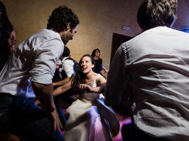 Il matrimonio di Paola e Santiago a Firenze, Firenze 54