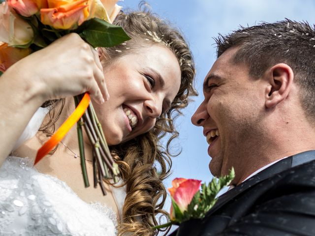Il matrimonio di Graziano e Silvia a Casalgrande, Reggio Emilia 10