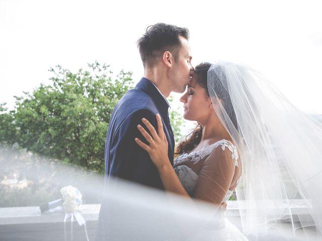 Il matrimonio di Giulia e Claudio a Castel del Piano, Perugia 6
