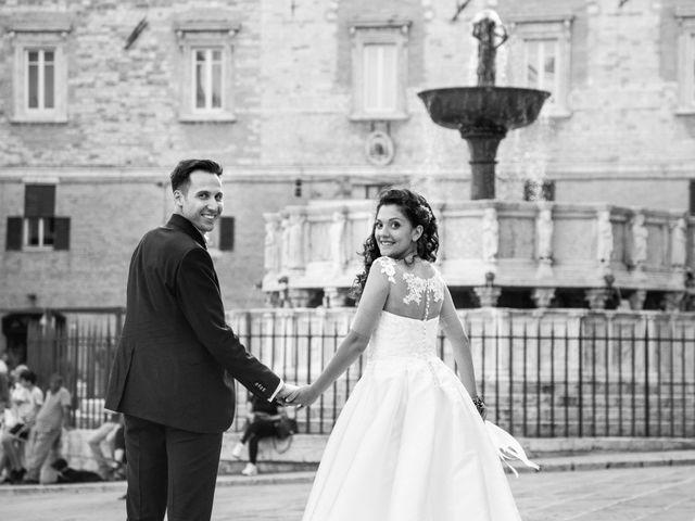 Il matrimonio di Giulia e Claudio a Castel del Piano, Perugia 7