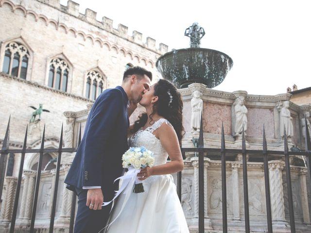 Le nozze di Claudio e Giulia