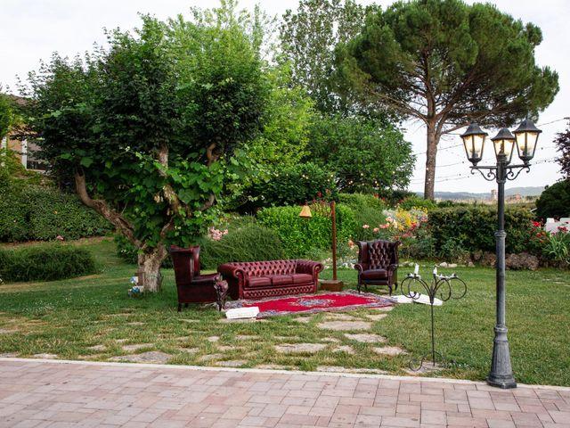 Il matrimonio di Giulia e Claudio a Castel del Piano, Perugia 29