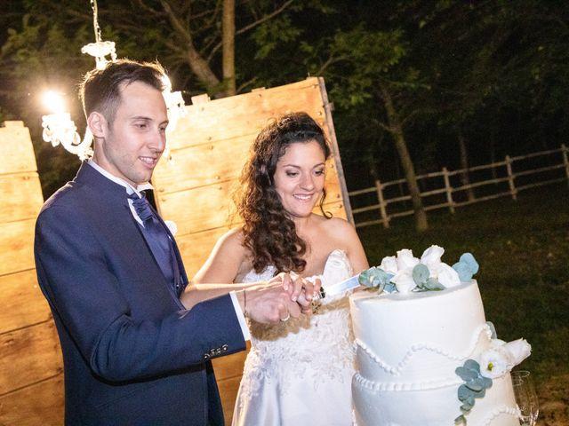 Il matrimonio di Giulia e Claudio a Castel del Piano, Perugia 34