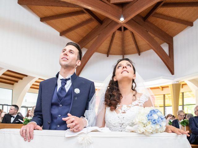 Il matrimonio di Giulia e Claudio a Castel del Piano, Perugia 38