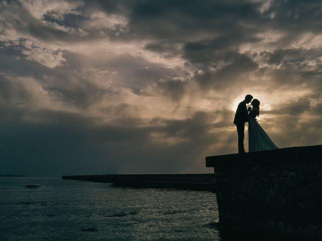 Le nozze di Gianni e Alessandra