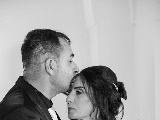 Il matrimonio di Emmanuel e Maria a Pisticci, Matera 10