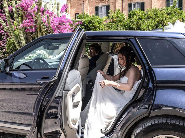 Il matrimonio di Emmanuel e Maria a Pisticci, Matera 15