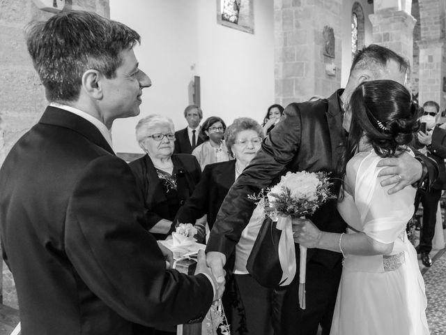 Il matrimonio di Emmanuel e Maria a Pisticci, Matera 17