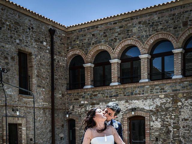 Il matrimonio di Emmanuel e Maria a Pisticci, Matera 23