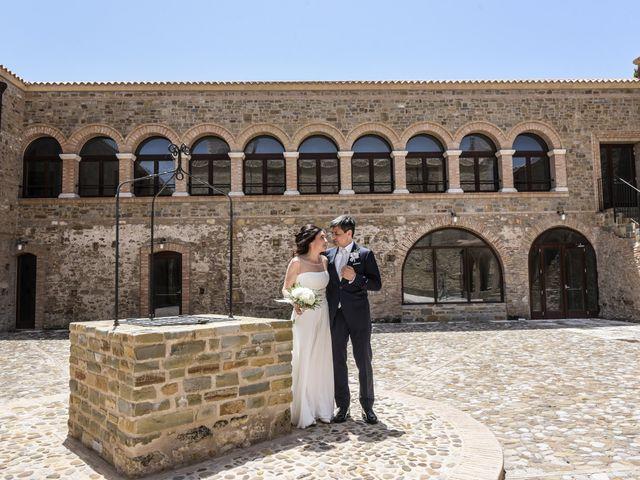 Il matrimonio di Emmanuel e Maria a Pisticci, Matera 26