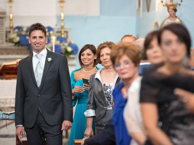 Il matrimonio di Giuseppe e Corinna a Bacoli, Napoli 21