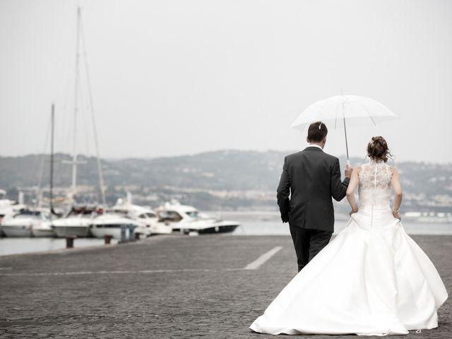 Il matrimonio di Giuseppe e Corinna a Bacoli, Napoli 40