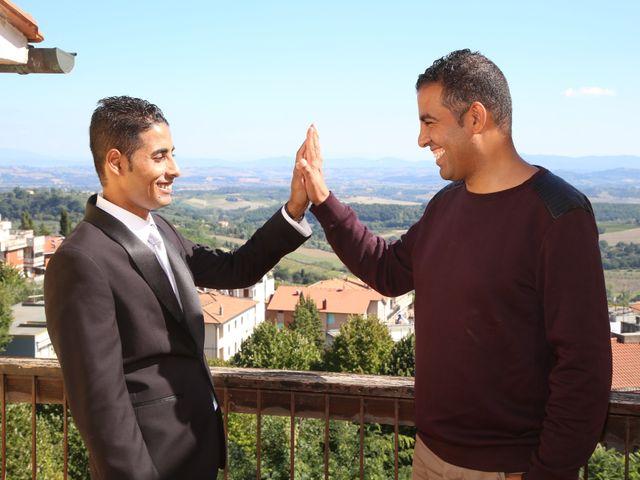 Il matrimonio di Tamer e Alice a Monte San Savino, Arezzo 2