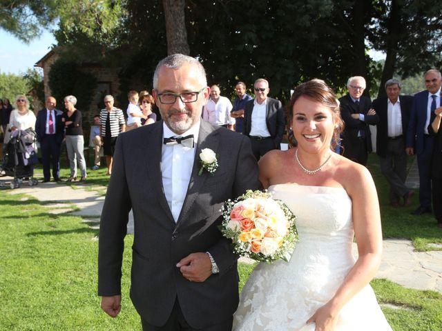 Il matrimonio di Tamer e Alice a Monte San Savino, Arezzo 6
