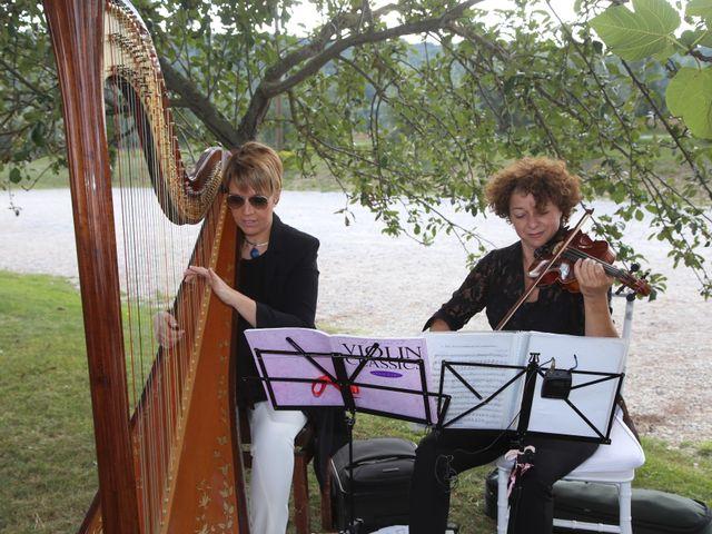 Il matrimonio di Tamer e Alice a Monte San Savino, Arezzo 11