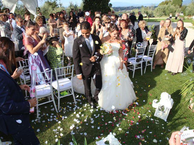 Il matrimonio di Tamer e Alice a Monte San Savino, Arezzo 12