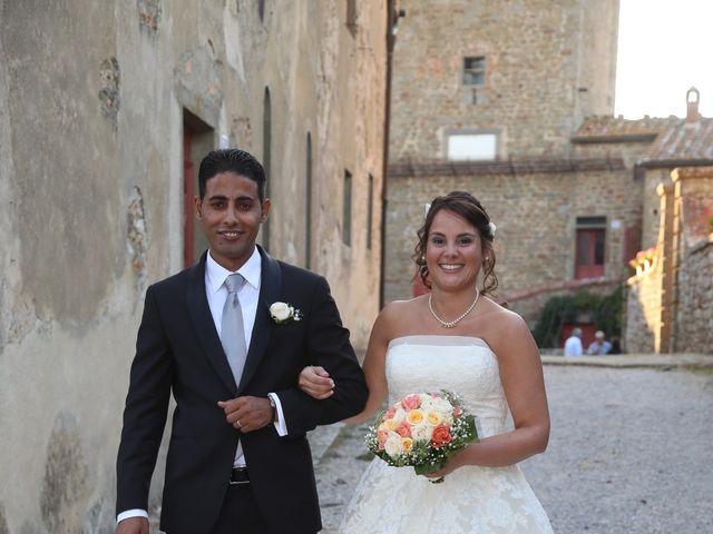 Il matrimonio di Tamer e Alice a Monte San Savino, Arezzo 14