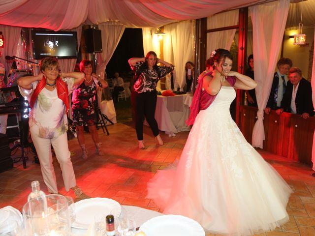 Il matrimonio di Tamer e Alice a Monte San Savino, Arezzo 24